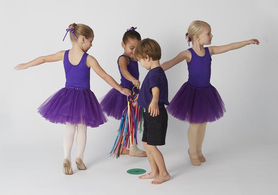 Early Childhood Dance Program