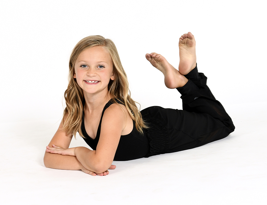 Preschool Creative Ballet Students in Salem Dance Studio