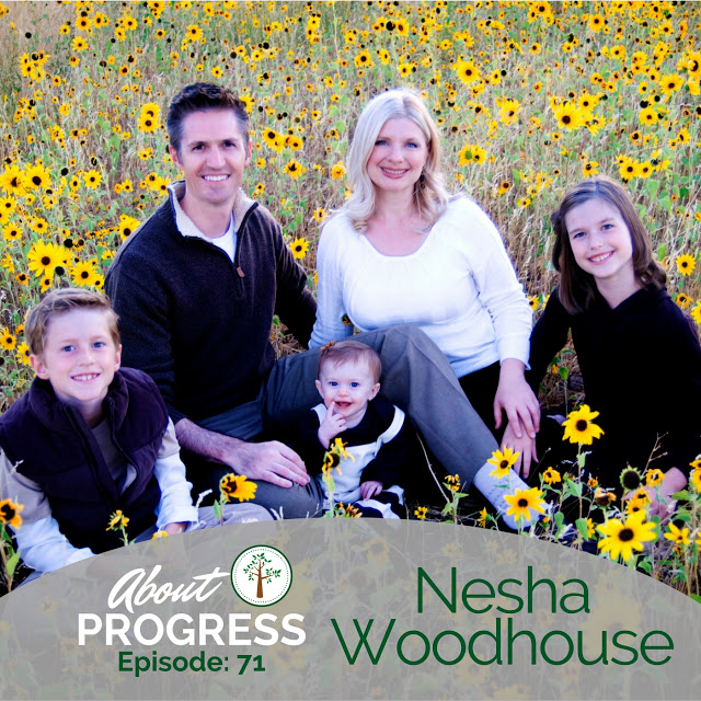 Nesha Woodhouse: Developing Our Gifts to Improve Ourselves and Bless Others